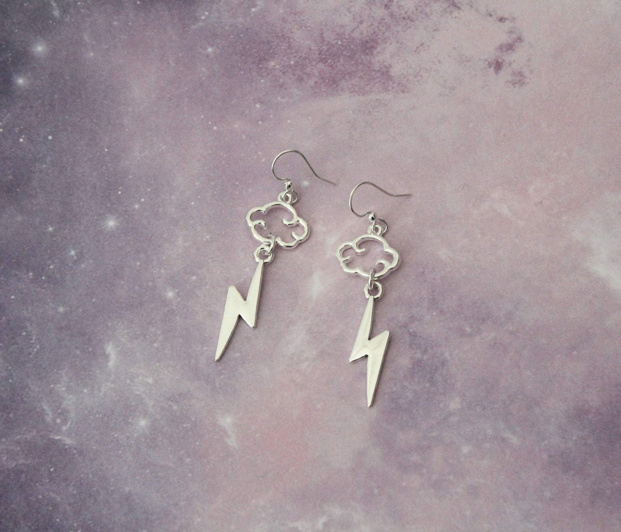 Ancient Greek Zeus Lightning Cloud Earrings Ancient Treasures Ancientreasures Viking Odin Thor Mjolnir Celtic Ancient Egypt Norse Norse Mythology