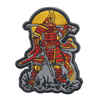 Ancient Japan Japan Samurai Ancient Japan Samurai Badge