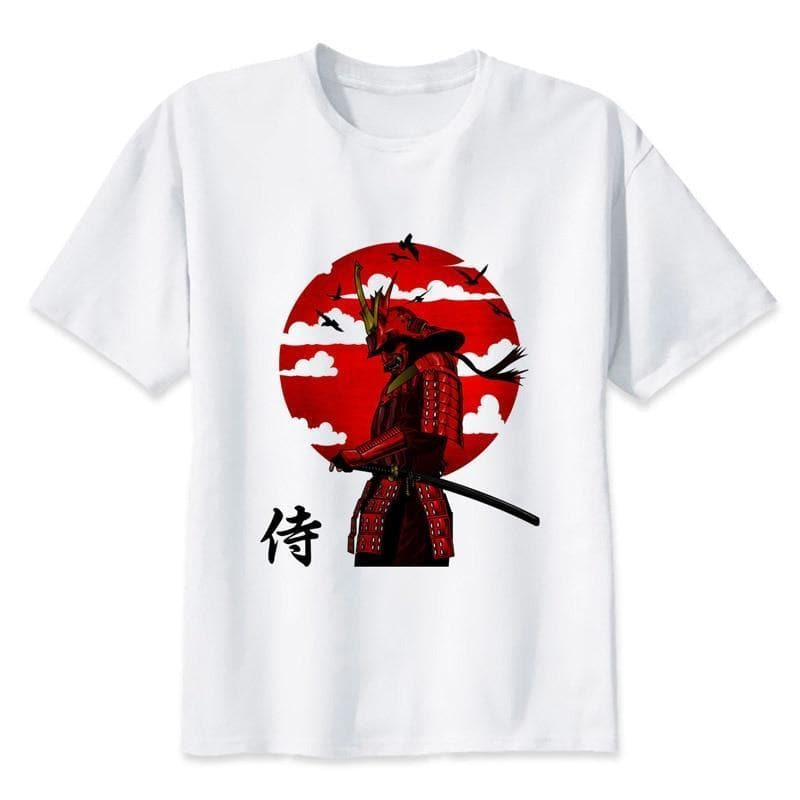 Ancient Japan S Ancient Japan Samurai Samura T-Shirt