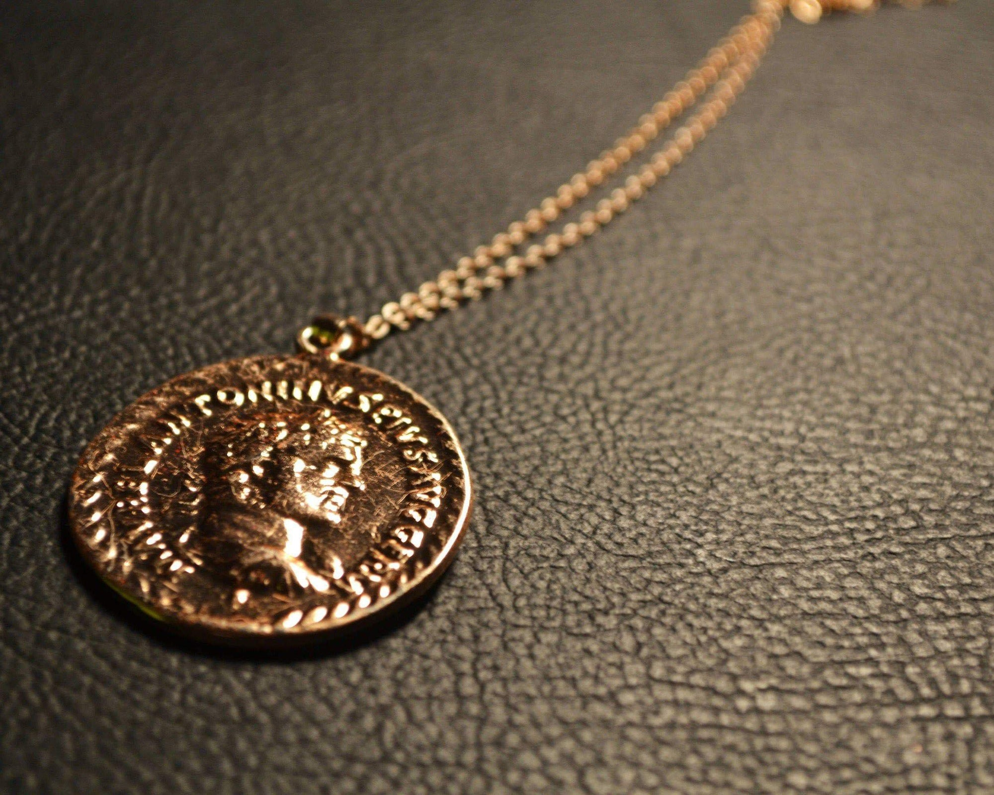 Ancient Roman Emperor Caracalla Coin Pendant and Necklace Ancient Treasures Ancientreasures Viking Odin Thor Mjolnir Celtic Ancient Egypt Norse Norse Mythology