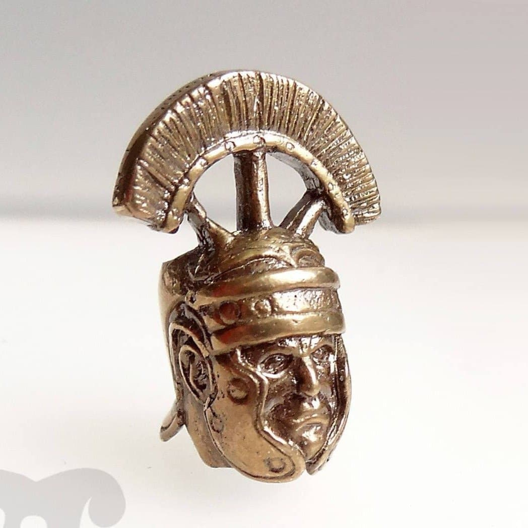 Ancient Rome Centurion Bead