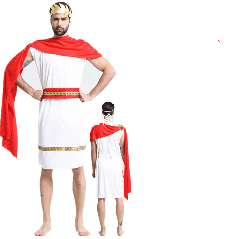 Ancient Rome Men Ancient Rome Family Party Costume