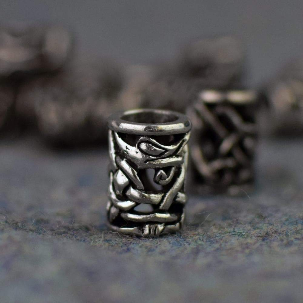 Beads Viking Opendwork Urnes Style Dragon Pewter Bead Ancient Treasures Ancientreasures Viking Odin Thor Mjolnir Celtic Ancient Egypt Norse Norse Mythology