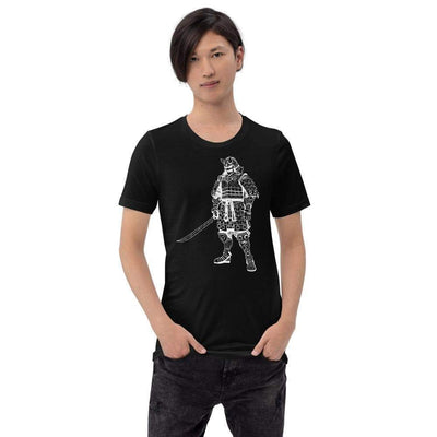Feudal Japan Samurai Warrior Unisex T-Shirt