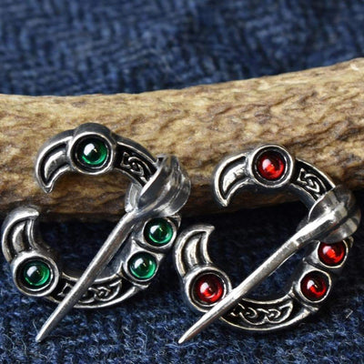 Brooch Celtic Bird Head Penannular Dunadd Pewter Brooch Ancient Treasures Ancientreasures Viking Odin Thor Mjolnir Celtic Ancient Egypt Norse Norse Mythology