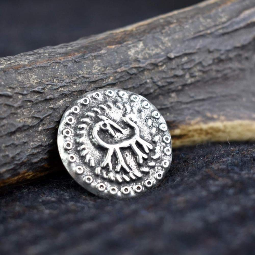 Brooch Viking Backward Looking Beast Medium Pewter Brooch Ancient Treasures Ancientreasures Viking Odin Thor Mjolnir Celtic Ancient Egypt Norse Norse Mythology