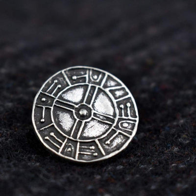 Brooch Viking Short Cross Style Pewter Brooch Ancient Treasures Ancientreasures Viking Odin Thor Mjolnir Celtic Ancient Egypt Norse Norse Mythology