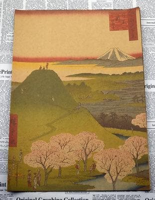 Canvas Wall Art 2 Plum Ancient Japanese Painting Wall Art