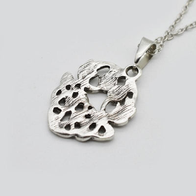 Celtic Celtic Thirsty Flower Necklace