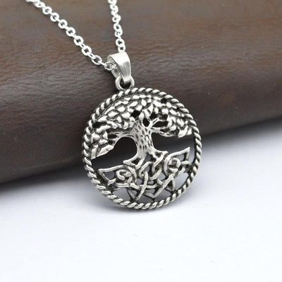 Celtic Celtic Tree of Life Pendant Necklace