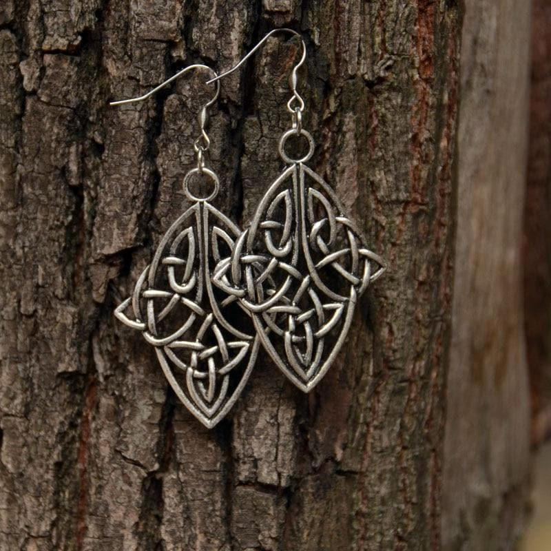 Celtic Celtic Vintage Knot Earrings