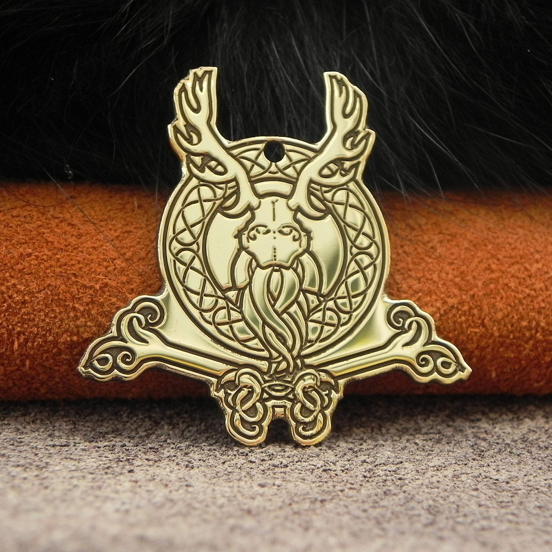 Celtic Deer Druid Symbol Animal Totem Ancient Treasures Ancientreasures Viking Odin Thor Mjolnir Celtic Ancient Egypt Norse Norse Mythology