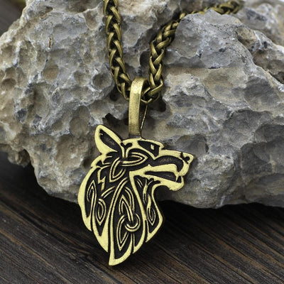Celtic Mythological Wolf Pendant Necklace Ancient Treasures Ancientreasures Viking Odin Thor Mjolnir Celtic Ancient Egypt Norse Norse Mythology