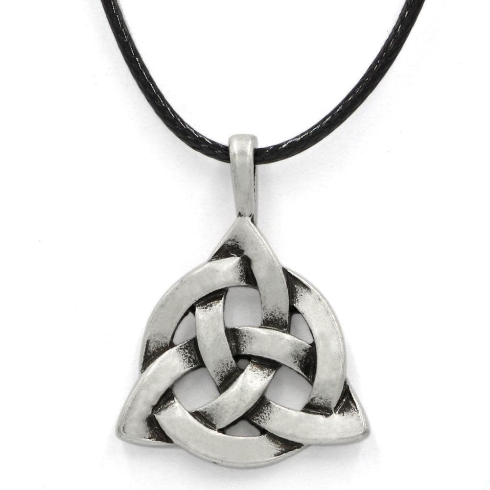 Triquetra Celtic Pendant Necklace