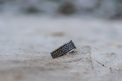 Celtic Triquetra Symbol Sterling Silver Ring Ancient Treasures Ancientreasures Viking Odin Thor Mjolnir Celtic Ancient Egypt Norse Norse Mythology