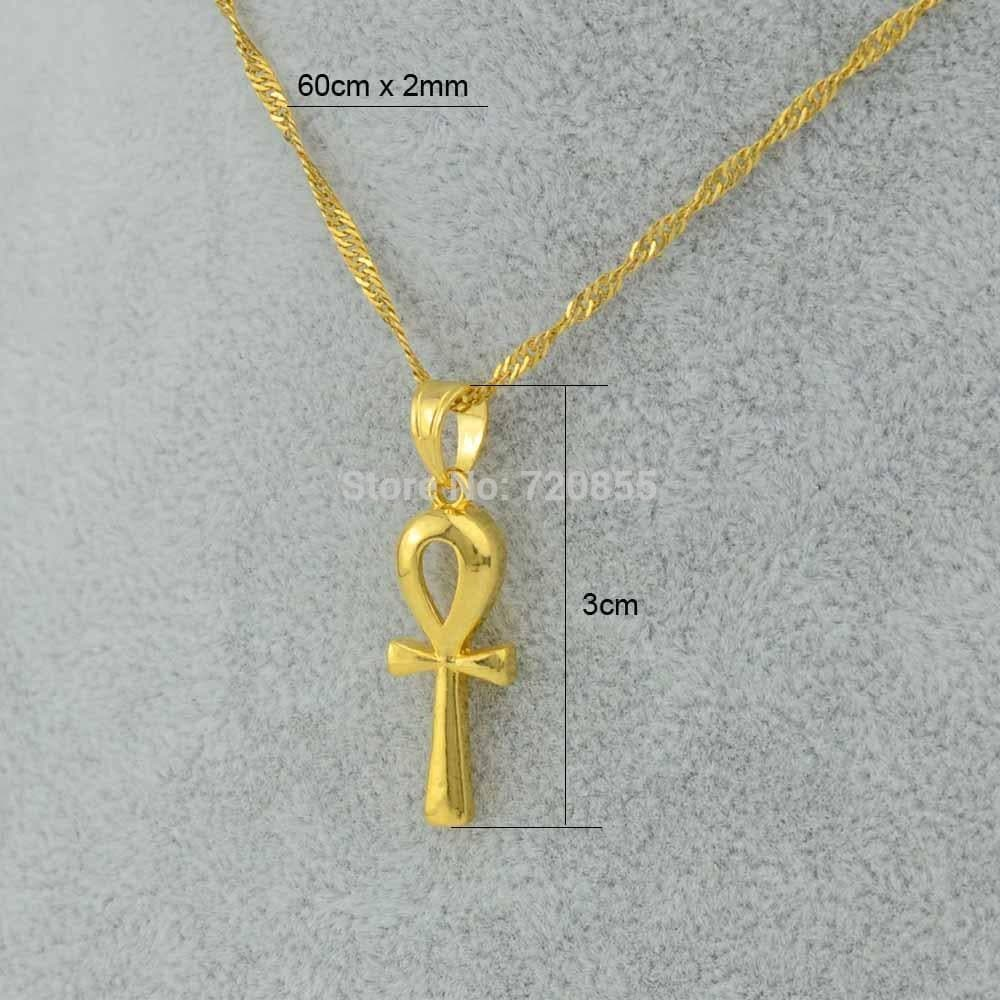 Luxury Copper Ankh