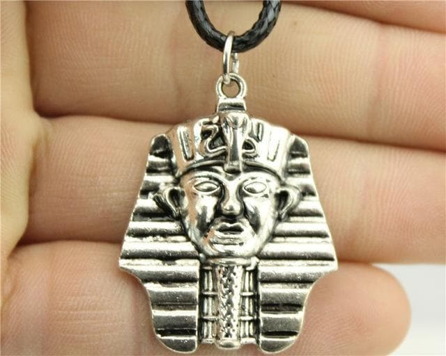 Egypt Pharaoh Pendant Necklace Ancient Treasures Ancientreasures Viking Odin Thor Mjolnir Celtic Ancient Egypt Norse Norse Mythology