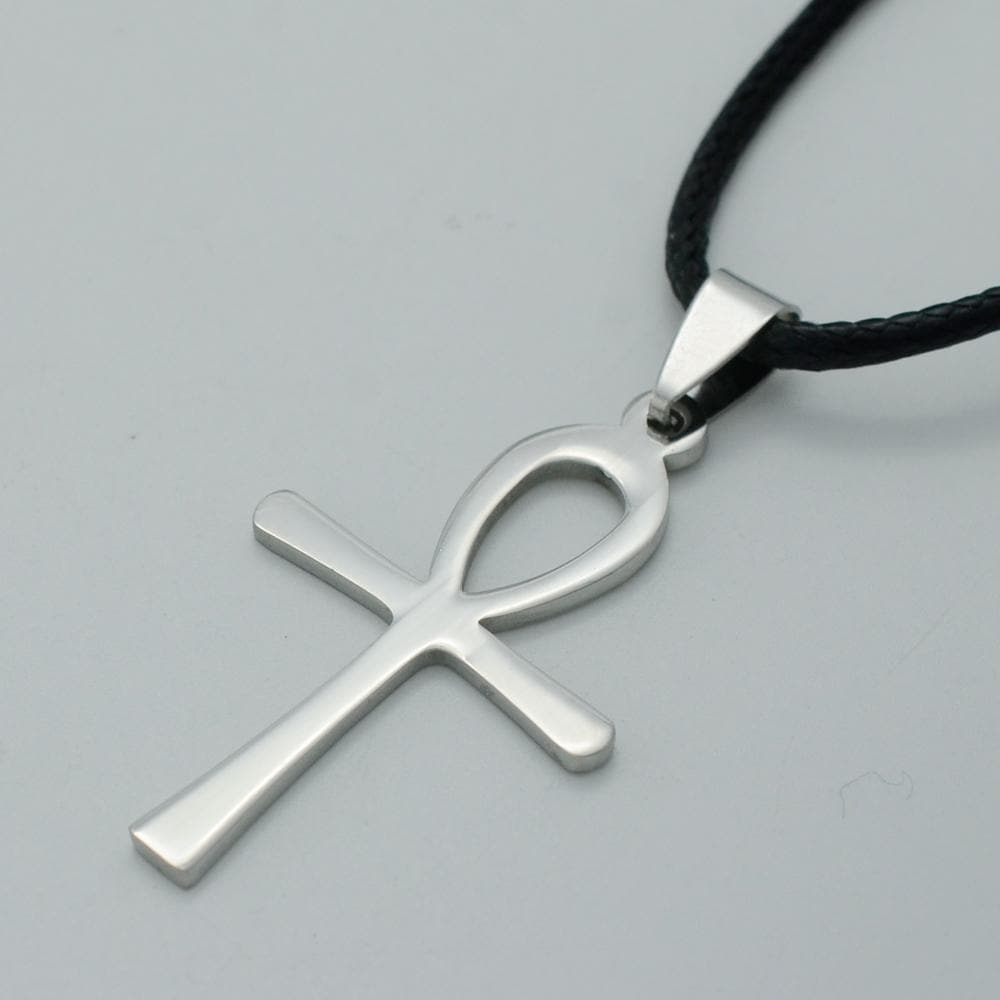 Stainless Steel Rope Ankh