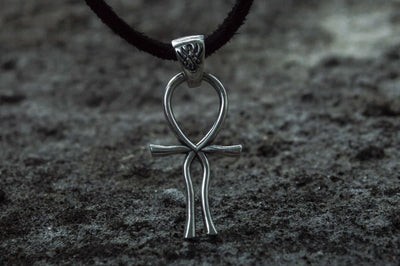 Egypt Sterling Silver Ankh Pendant Ancient Treasures Ancientreasures Viking Odin Thor Mjolnir Celtic Ancient Egypt Norse Norse Mythology
