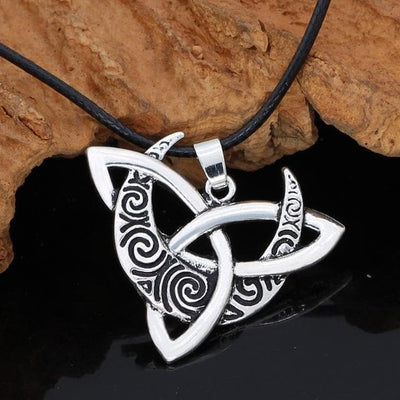 Home Antique Silver Plated Vintage Wiccan Crescent Moon Pendant Necklace on AliExpress Ancient Treasures Ancientreasures Viking Odin Thor Mjolnir Celtic Ancient Egypt Norse Norse Mythology