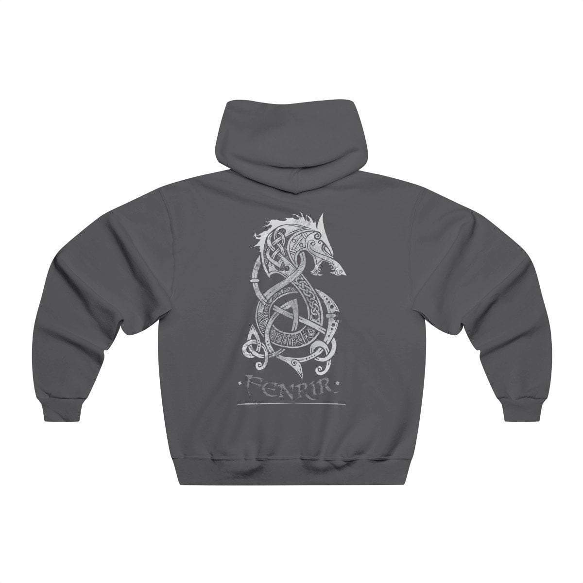 Fenrir: The Monster Wolf of Norse Mythology by Celtichammerclub Hoodie