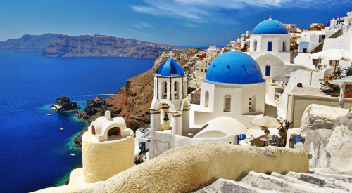 Jigsaw Puzzle Ancient Greece Santorini Architecture 1000 Piece Jigsaw Puzzle Ancient Treasures Ancientreasures Viking Odin Thor Mjolnir Celtic Ancient Egypt Norse Norse Mythology