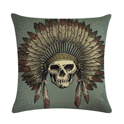 Native American 13 Native American Traditional Cushion Cover