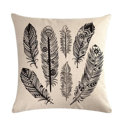 Native American 2 Native American Traditional Cushion Cover