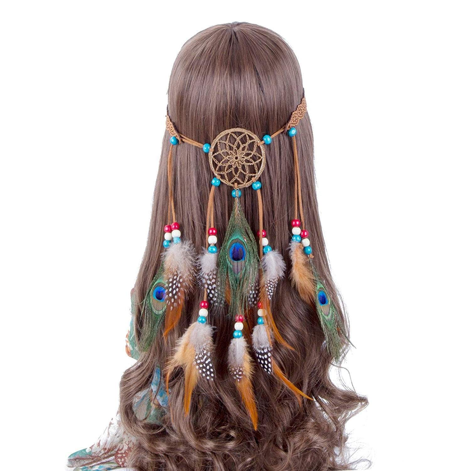Native American Native American Dream Catcher Tiara