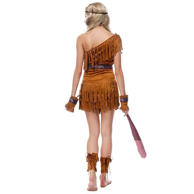 Native American Native American Sexy Women Forest Hunter Costume