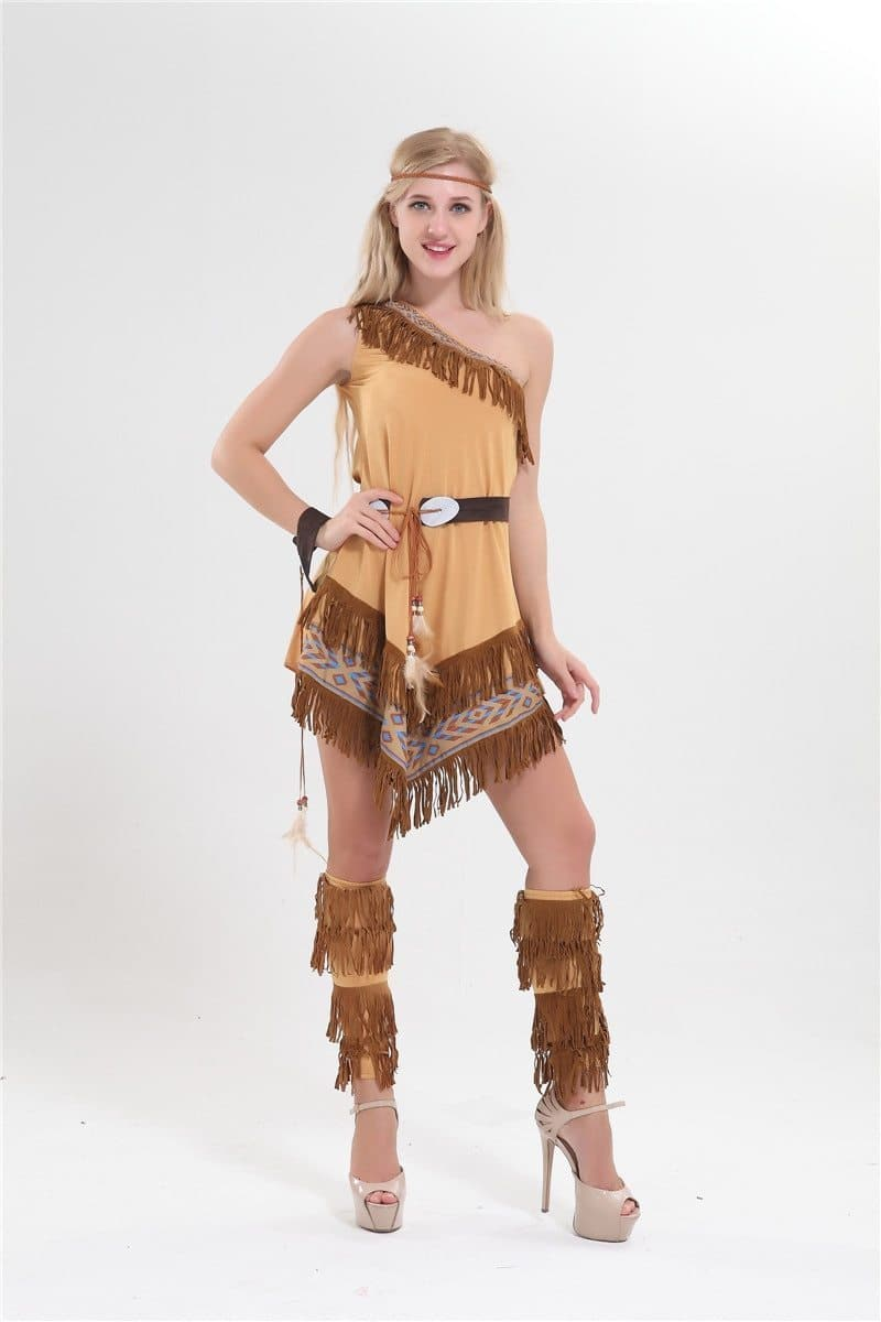 Native American S Native American Adult Fancy Dress
