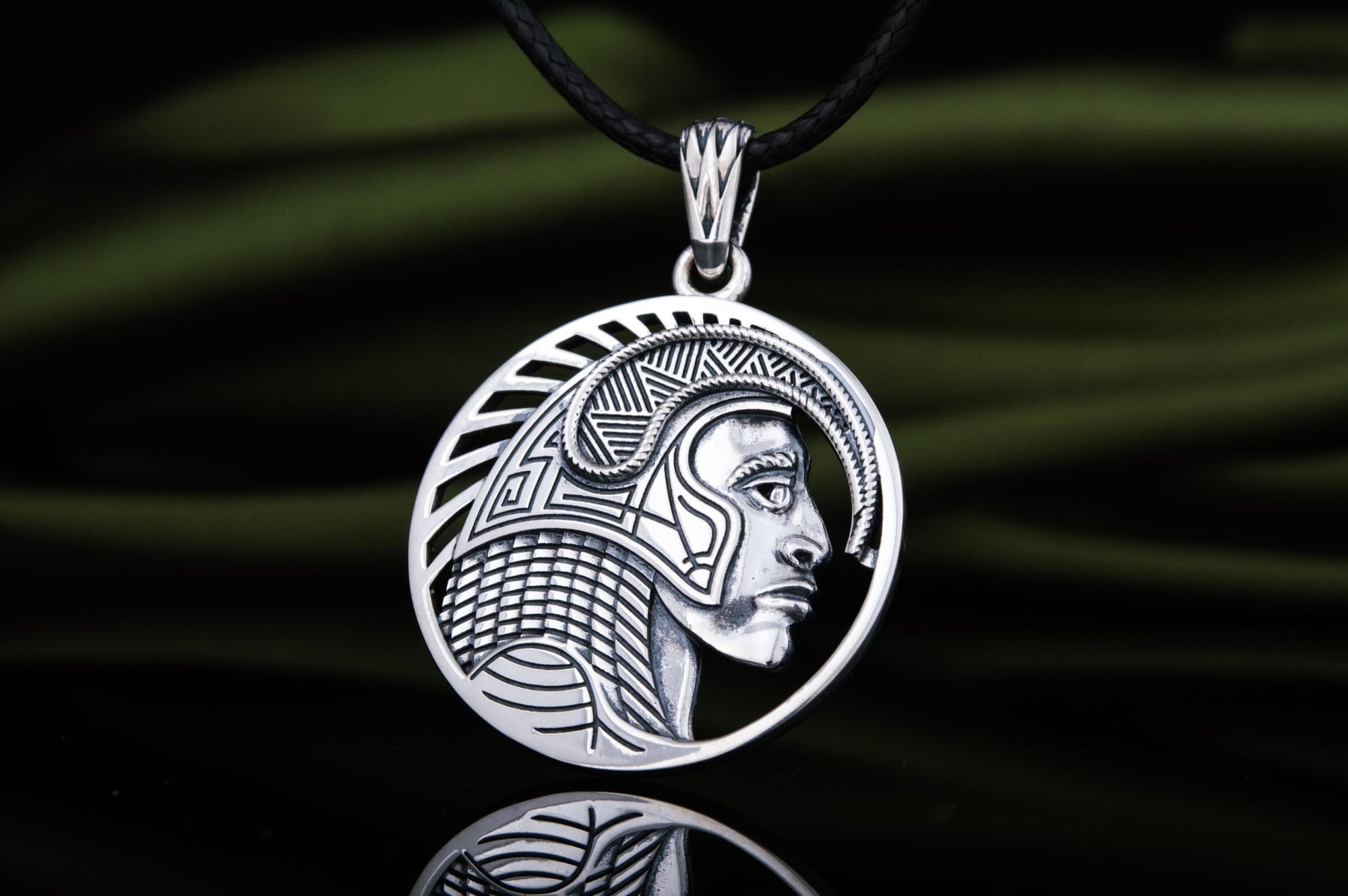 Pendants & Necklaces Native American Indian Aztec Sterling Silver Pendant Ancient Treasures Ancientreasures Viking Odin Thor Mjolnir Celtic Ancient Egypt Norse Norse Mythology