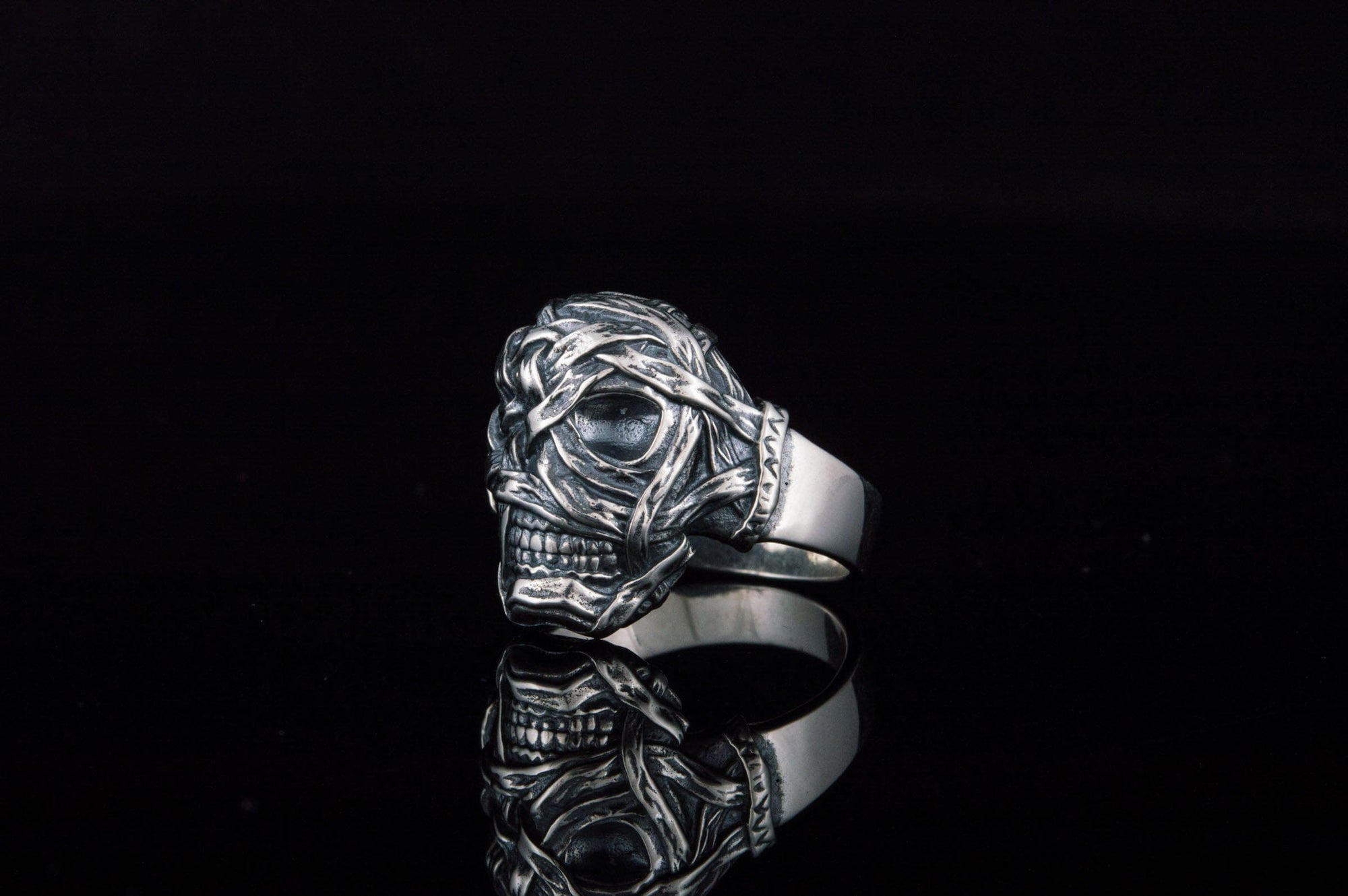 Rings Ancient Egypt Mummy Sterling Silver Ring Ancient Treasures Ancientreasures Viking Odin Thor Mjolnir Celtic Ancient Egypt Norse Norse Mythology