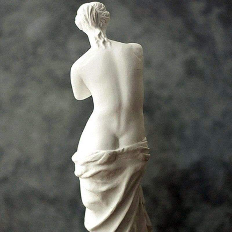 Ancient Greek Venus Goddess De Milo Statue