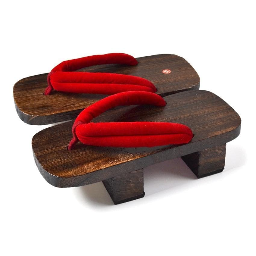 Feudal Japan Traditional Wooden Geta Sandals