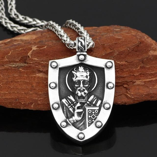 Templar Saint Nicholas Necklace