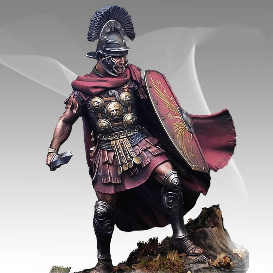The Centurion of Ancient Rome Figures