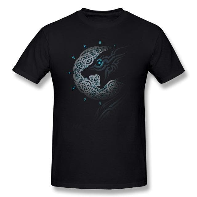 Fenrir Viking T-Shirt