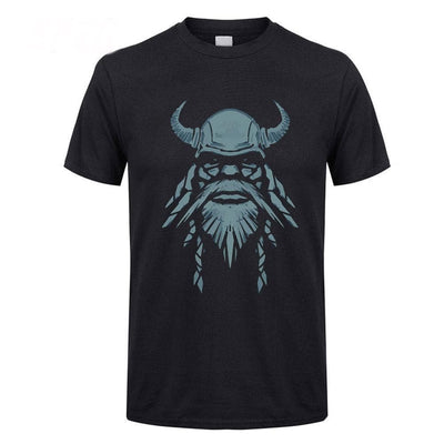 Viking Blue Beard Viking T Shirt Ancient Treasures Ancientreasures Viking Odin Thor Mjolnir Celtic Ancient Egypt Norse Norse Mythology