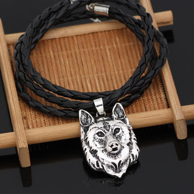 Viking Default Title Fenrir The Wolf Necklace