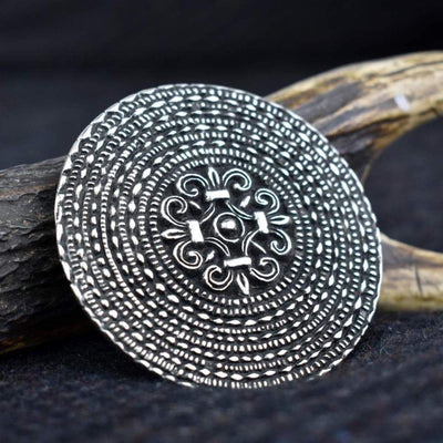 Viking Jorvik Scroll Large York Disc Pewter Brooch Ancient Treasures Ancientreasures Viking Odin Thor Mjolnir Celtic Ancient Egypt Norse Norse Mythology
