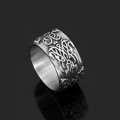 Viking Nordic Dragon Ring