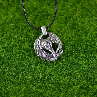 Viking The Raven of Odin Necklace Ancient Treasures Ancientreasures Viking Odin Thor Mjolnir Celtic Ancient Egypt Norse Norse Mythology