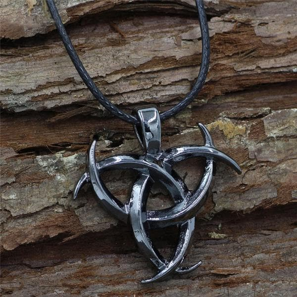 Viking Triple Horn of Odin Necklace Ancient Treasures Ancientreasures Viking Odin Thor Mjolnir Celtic Ancient Egypt Norse Norse Mythology