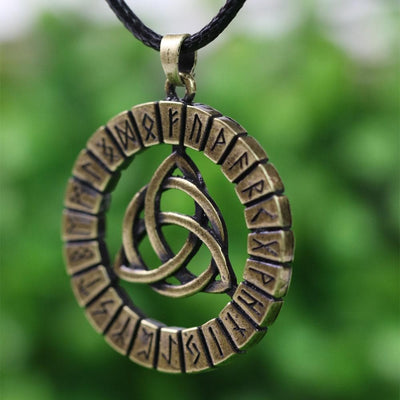 Viking Triquetra Viking Pendant Necklace Ancient Treasures Ancientreasures Viking Odin Thor Mjolnir Celtic Ancient Egypt Norse Norse Mythology