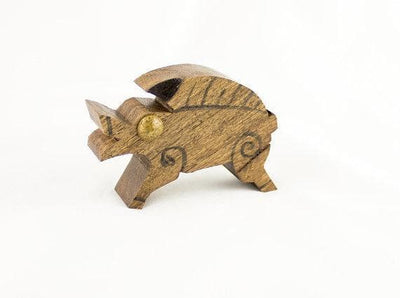 Viking Unique Wooden Golden Boar Gullinbursti Figurine Freyr Ancient Treasures Ancientreasures Viking Odin Thor Mjolnir Celtic Ancient Egypt Norse Norse Mythology