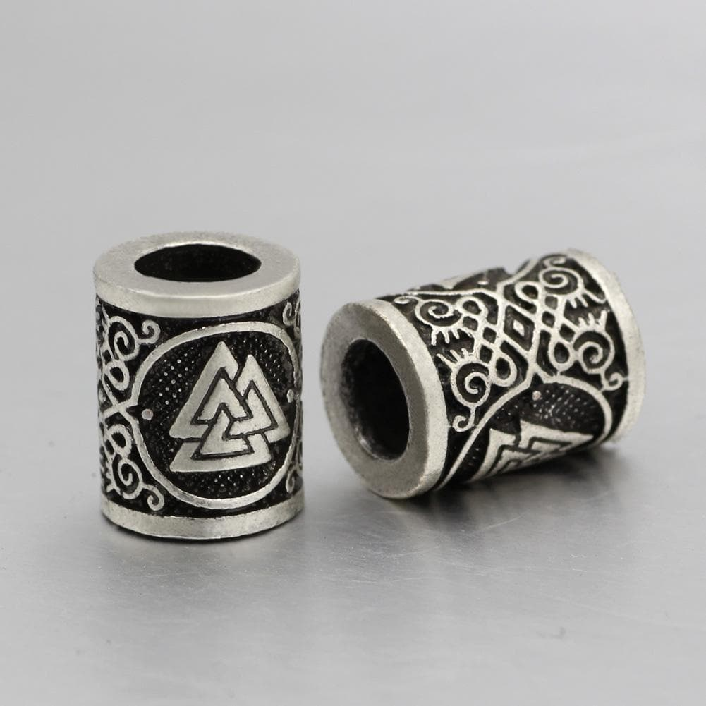 Valknut Stainless Steel Bead
