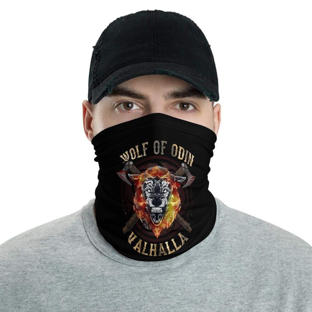 Wolf of Odin Face Bandana