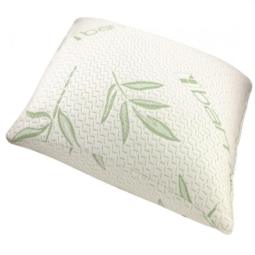 Bamboo Memory Foam Queen Sized Pillow