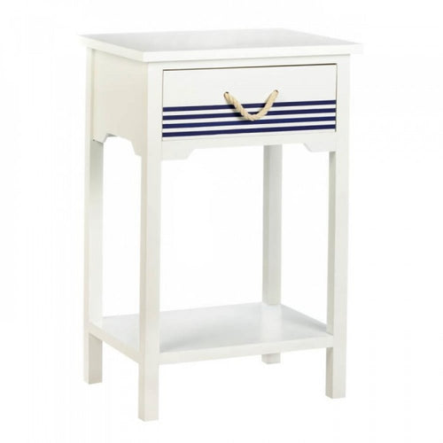 Nautical Accent Table